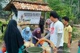 ACT Sumsel bersama Pelindo salurkan 105.000 liter air bersih