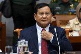Menhan Prabowo optimis Indonesia miliki Indhan nasional kuat
