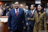 Menhan Prabowo sampaikan gagasan bentuk SDM pertahanan kuat