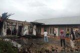 Kebakaran hanguskan satu rumah di Anduring
