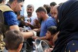 120.000 orang melarikan diri dari Idlib Suriah