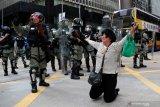 Karena alasan keamanan, Hong Kong berencana tutup sekolah pada Kamis