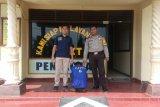 Polisi dan masyarakat Waykanan tangkap pelaku curat