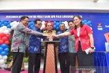 Kantor pusat BPR Palu  Lokadana resmi beroperasi