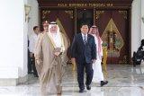 Menhan terima kunjungan Dubes AS dan Dubes Arab Saudi