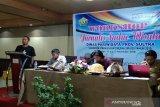Ketua Forum Jurnalis Ramah Wisata meminta ekspose wisata sesuai fakta