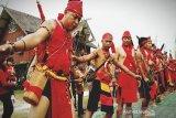 Begini reaksi wisatawan asing menyaksikan 'Mampakanan Sahur dan Mamapas Lewu'