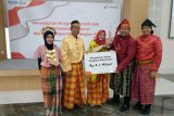 PT Pertamina salurkan bantuan permodalan UMKM Rp4,1 miliar