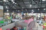 Pasar tradisional tetap diminati masyarakat Sampit