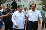 Menhan Prabowo pelajari kemungkinan kepulangan Habib Rizieq dari Arab Saudi