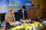 Langsa dan Aceh Tamiang Jalin Kerjasama Awasi Metrologi Legal