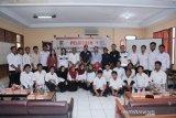 PMI Palu berlatih pengurangan risiko pada bencana berbasis masyarakat