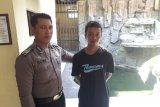 Polisi tangkap kurir sabu saat sedang transaksi dengan pembeli