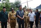 Wakil Bupati  Barito Utara  pantau Pilkades