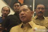 Mendagri cek lokasi Rakornas Forkopimda di SICC Bogor