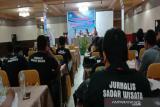 Dinas Pariwisata Sultra membentuk forum jurnalisme ramah pariwisata