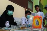 BNN Sultra lakukan tes urine siswa SMAS Satria Kendari
