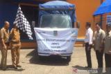 Perum Bulog Sultra luncurkan beras BPNT ke Konawe Utara