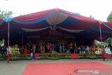 100 pasang pengantin ikuti nikah  massal di Palembang
