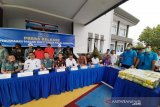50 kg sabu dimusnahkan di Riau
