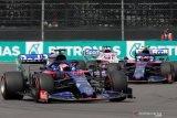 Tim Toro Rosso tetap diperkuat Kvyat dan Gasly musim depan