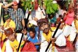 Tari Baris Jangkang ditetapkan  Warisan Budaya Tak benda Indonesia (Pada paragraf pertama)