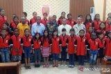 Kontingen Pesparani Kota Jayapura menargetkan juara umum