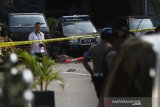 Aksi bom bunuh diri di Polrestabes Medan diduga didalangi ISIS