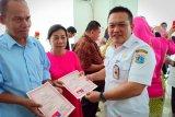 Dukcapil Jakarta lakukan pencatatan nikah massal 36 pasangan
