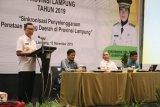 Sekdaprov Lampung minta TKPRD aktif tanggapi isu dinamika pembangunan daerah