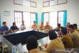Pemkab Barito Selatan bahas penyelesaian sertifikat lahan usaha transmigrasi