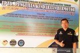 Pendapatan uji kendaraan bermotor Barito Timur meningkat tajam