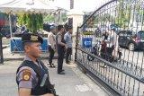 Polda Riau perketat penjagaan markas pasca-insiden bom Medan