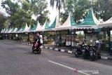 Satpol PP Kulon Progo rutin tertibkan PKL seputar Kota Wates