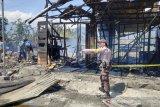 Polisi selidiki penyebab kebakaran di Jalan Emi Saelan Palu