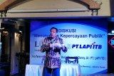 Denny JA: Jokowi dan Prabowo terapkan koopetisi dalam politik