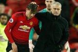 Victor Lindelof kangen Mourinho