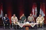 Panglima TNI: ancaman keamanan sangat mudah pada era 4.0