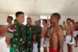 104 putra pegunungan tengah Papua lulus seleksi pertama calon Tamtama