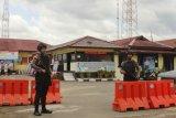 Petugas sempat cegat terduga bom bunuh diri Medan