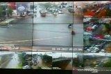 Pemkot Palembang mulai tertibkan lalu lintas   dengan ATCS