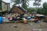82 rumah rusak akibat puting beliung di  Banyuasin