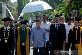 Jusuf Kalla hadiri milad UIN Makassar