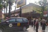 Pelaku bom Medan diduga pakai atribut ojek online