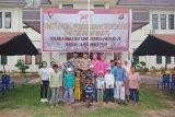 Satbrimob Polda Sulawesi Utara gelar pemeriksaan kesehatan gratis