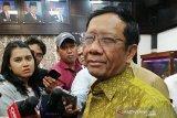 Mahfud MD: Jaringan pelaku bom Medan sudah diketahui