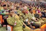 Bupati Lutim hadiri Rakornas Forkopimda 2019 di Bogor