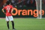 Cedera pergelangan kaki, Salah absen bela Mesir dalam laga kualifikasi Piala Afrika 2021