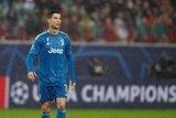 Ronaldo siap bela Portugal meski Juventus khawatir  cedera