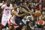 BASKETBALL-NBA-HOU-LAC/